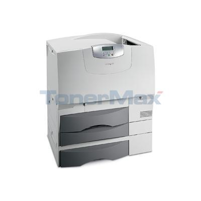 Lexmark C-762dtn